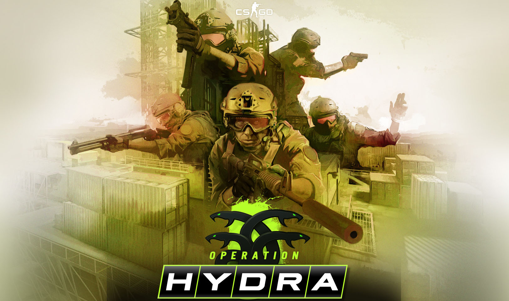Hydra Operation - Hydra Case